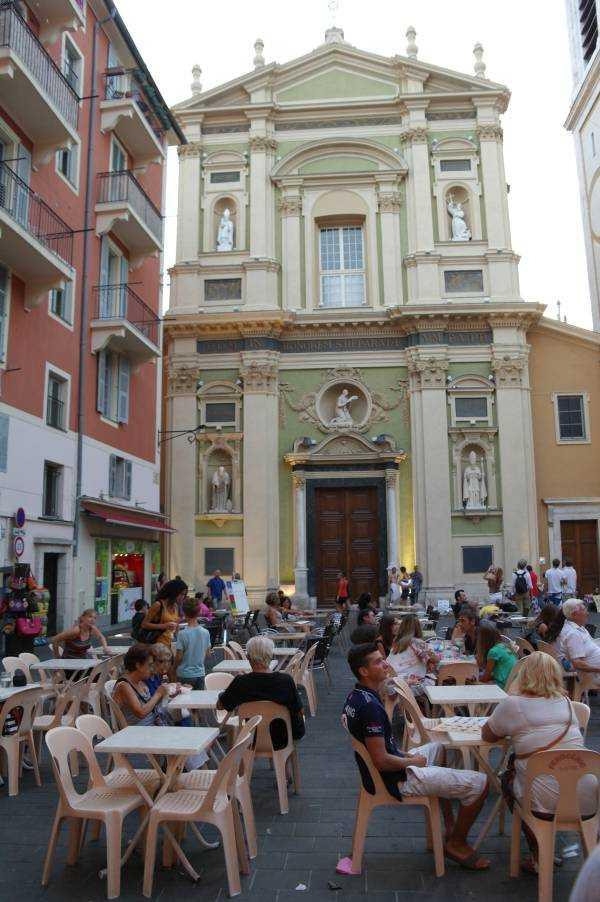 Place Rossetti - Saint Reparate Katedrali
