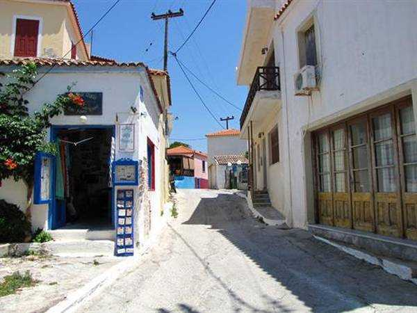 Sigri Sokakları