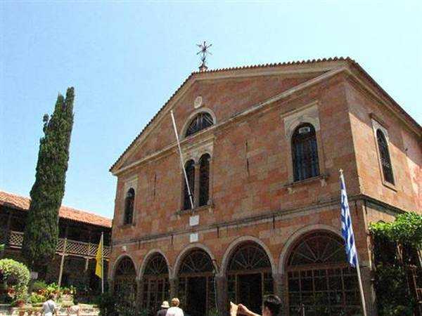 Taksiarhis Manastırı