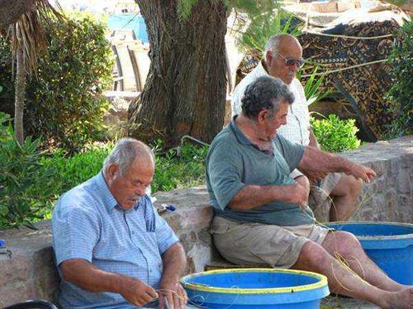 Thermi'li Balıkçılar...