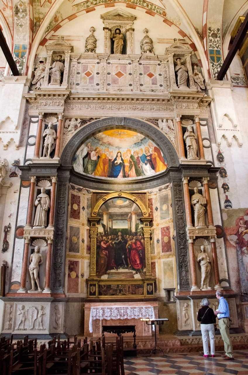 Basilica di S. Anastasia- Verona…