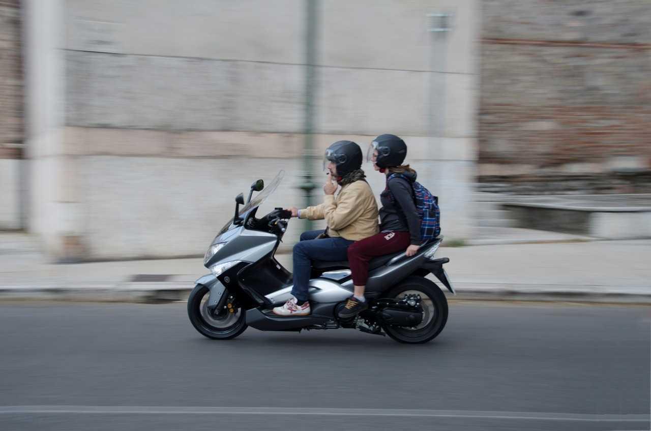 Motosiklet Verona'nın vazgeçilmezi…