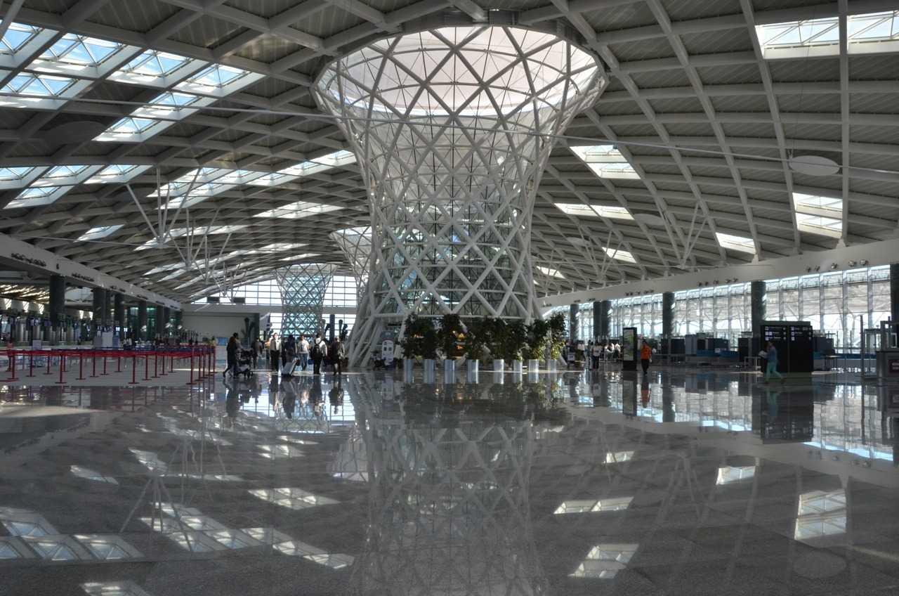İzmir Adnan Menderes İç Hatlar Terminali…