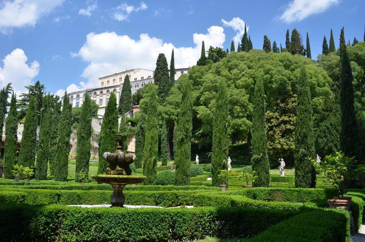 Giardino Guisti - Verona…