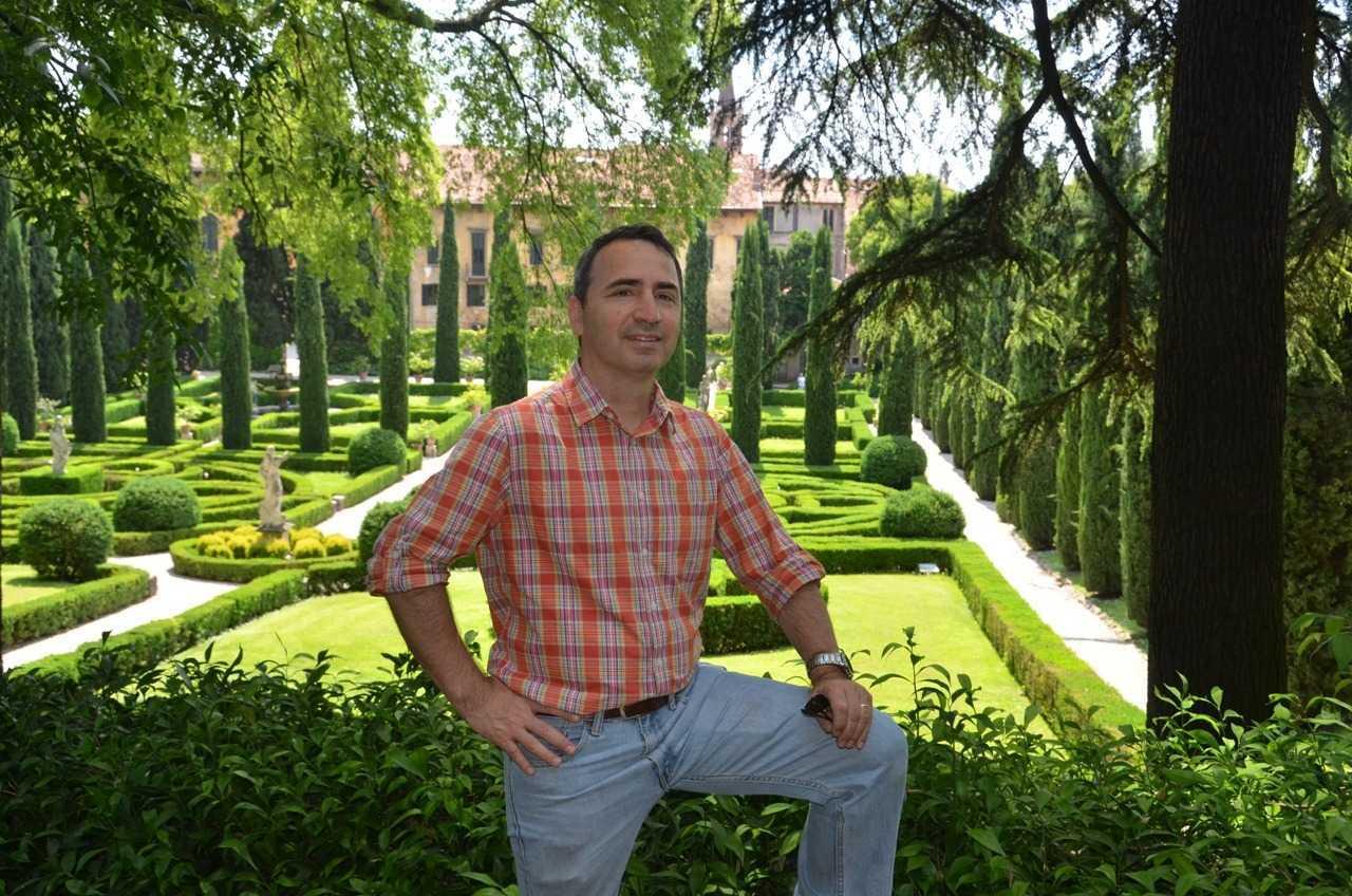 Giardino Guisti -Verona …