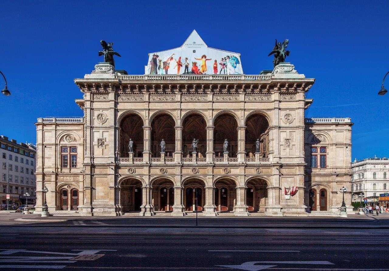 Viyana Opera Binası