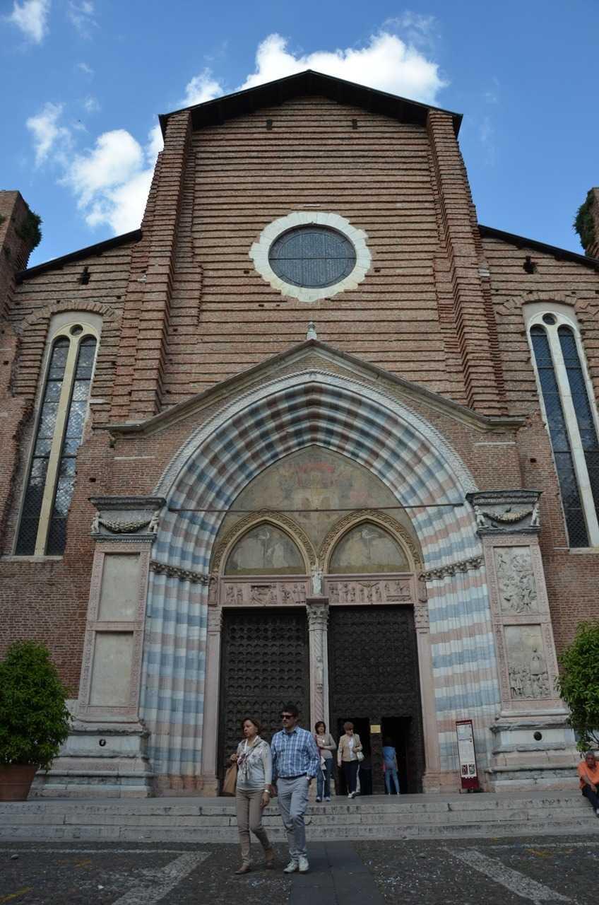 Basilica di Sant'Anastasia - Verona…