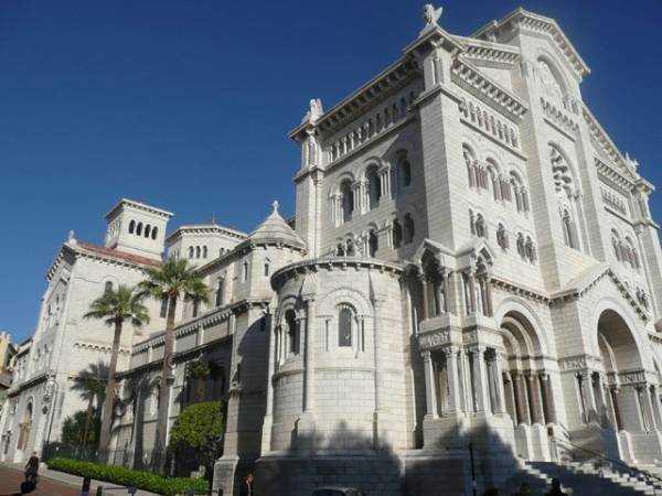Monako Katedrali ©  cathedrale.mc/fr