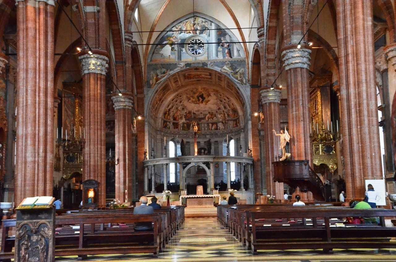 Duomo Cattedrale di Santa Maria Matricolare - Verona…