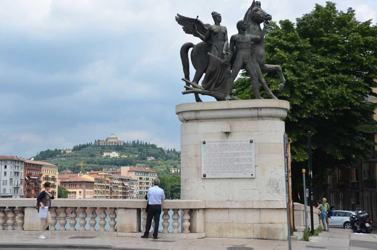 Ponte Della Vittoria…