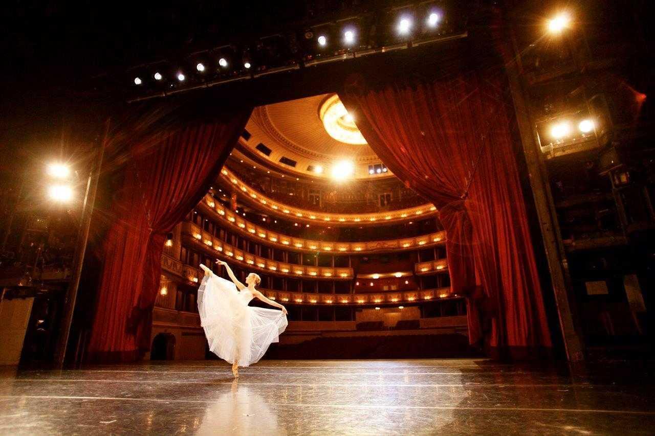 Viyana Devlet Opera Binası