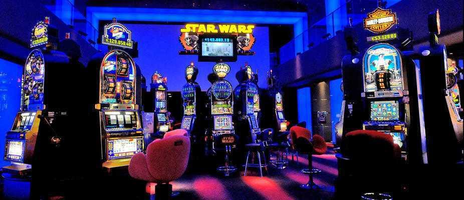 Casino Cafe de Paris
