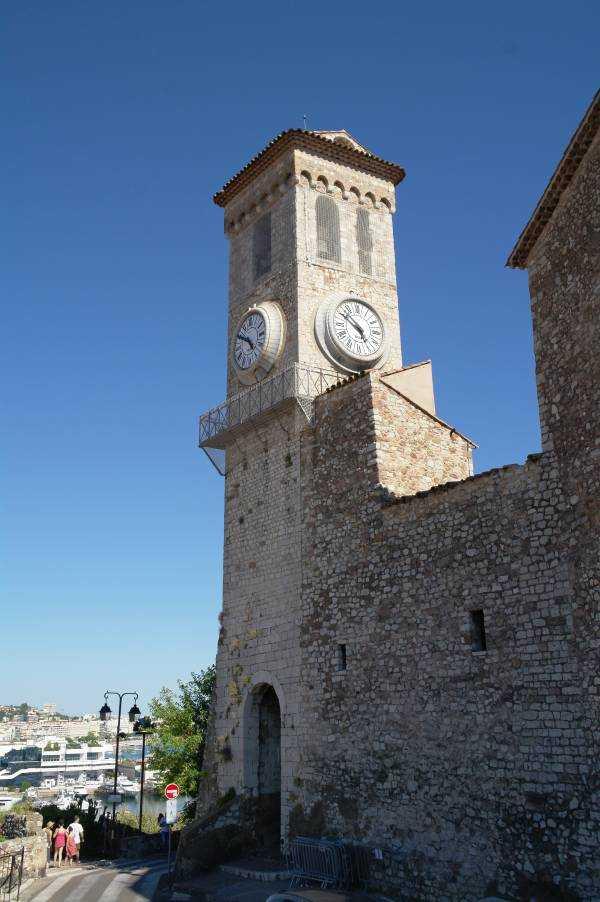 Tour du Suquet: Suquet Saat Kulesi
