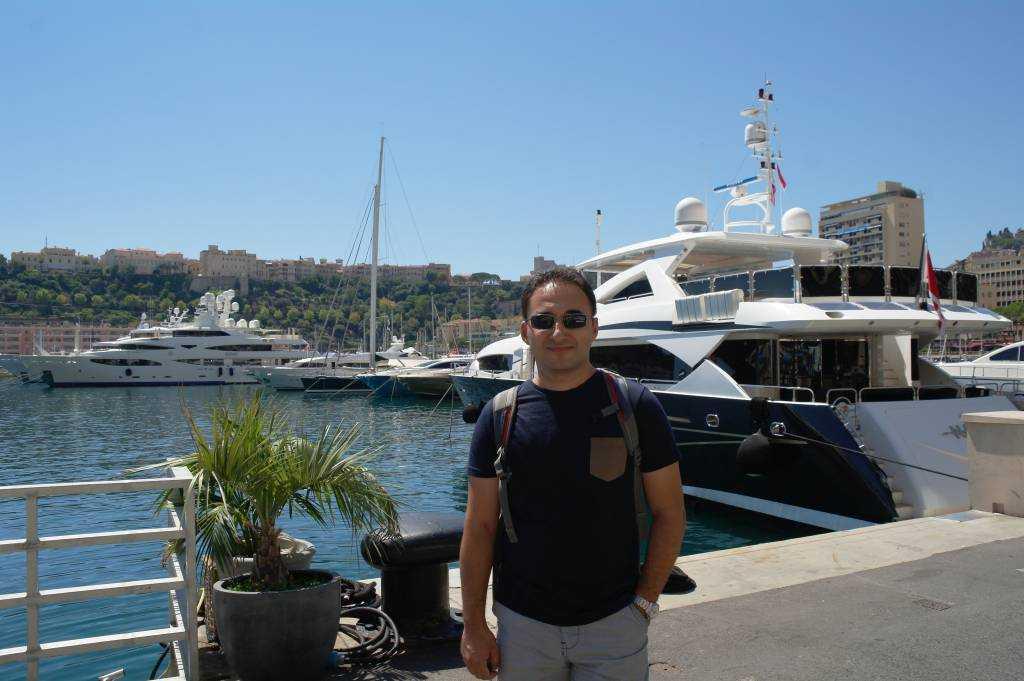 Port Hercule hatırası :)