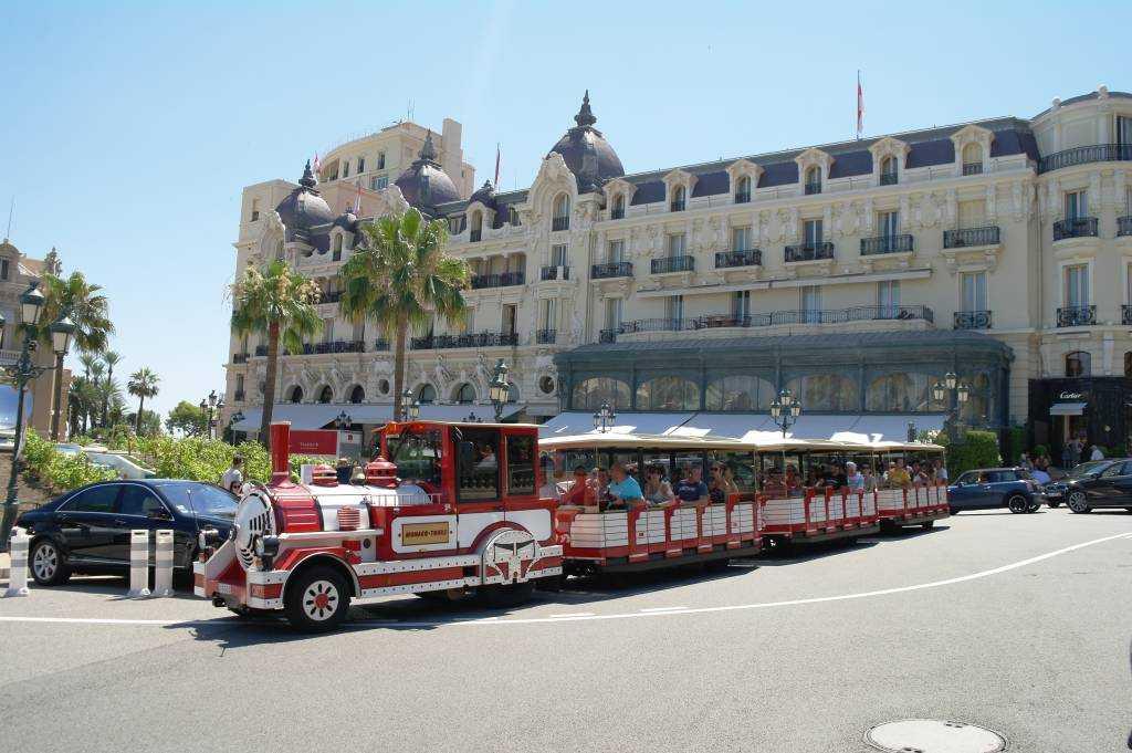 Monte Carlo Mini tren