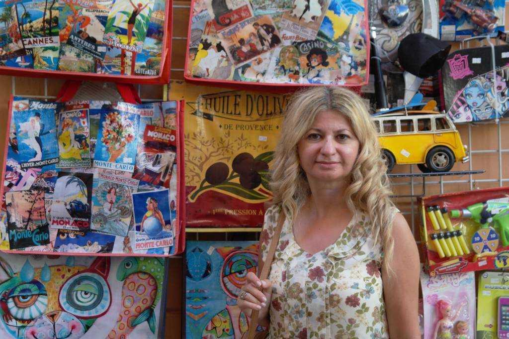 Hediyelik eşyalar - Monaco-ville souvenirs