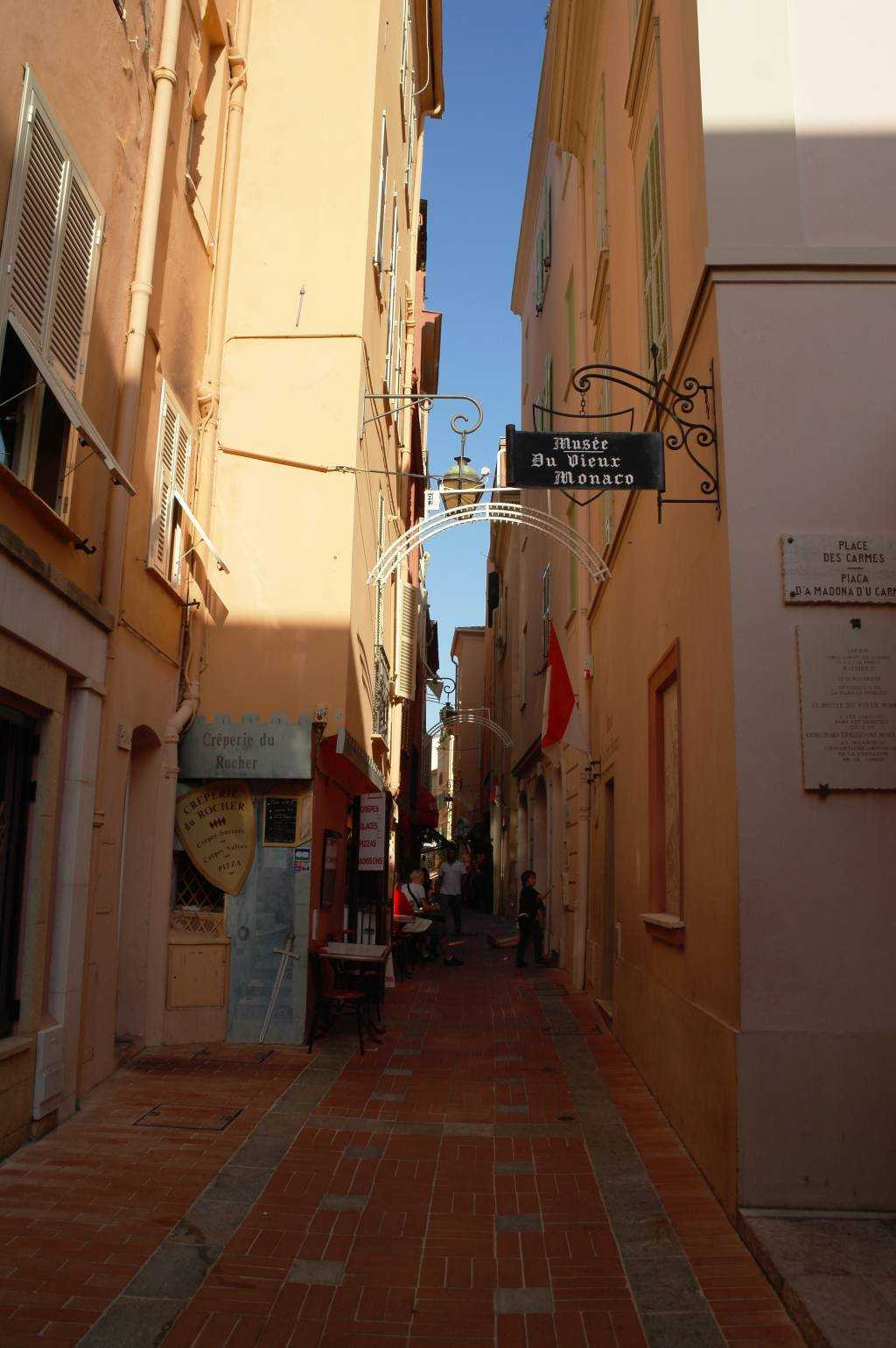 """The Museum of """"Vieux Monaco""""  - Monaco-ville"""