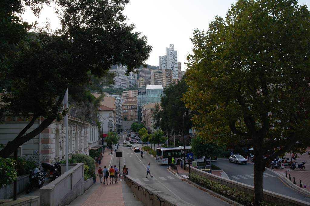 Monako binalar