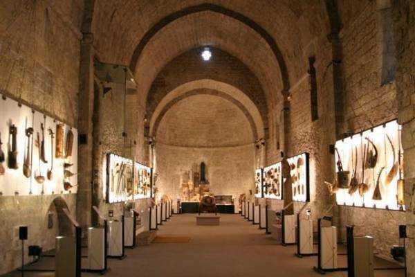 Musee de la Castre içi - ©  fondation-patrimoine.org