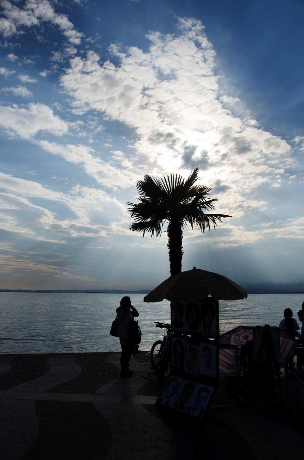 Lazise – Garda Gölü…