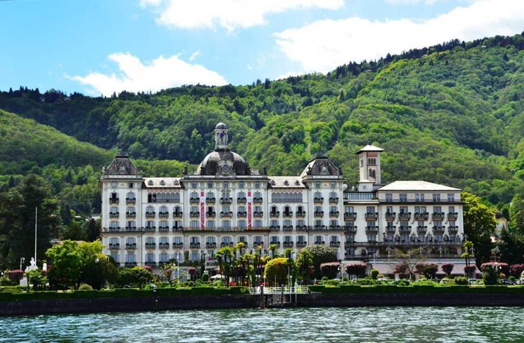 Stresa-Grand Hotel Des Iles Borromees…