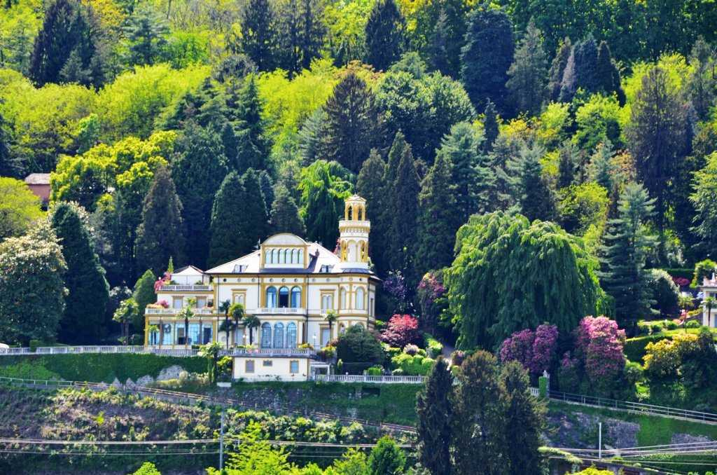 Villa Barberis - Baveno – Stresa – Maggiore Gölü…