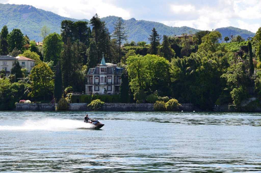 Villa La Scagliola – Pallanza – Maggiore Gölü…