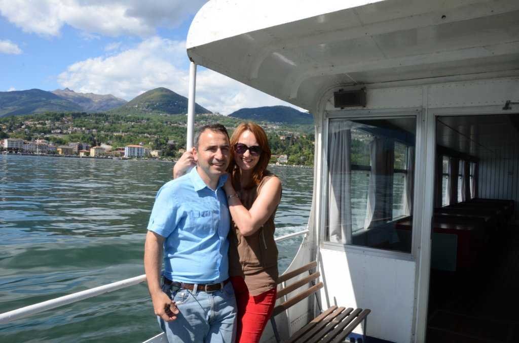 Intra – Stresa – Maggiore Gölü…