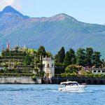 İtalya'nın romantik gölleri ve çevresindeki kasabalar