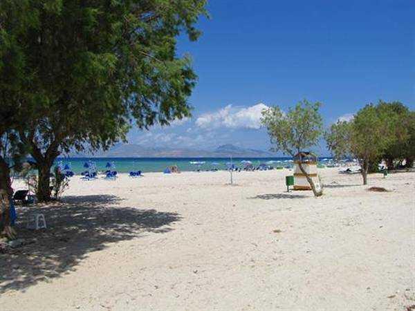 Mastichari plajları