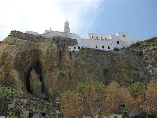 Spiliani Manastırı