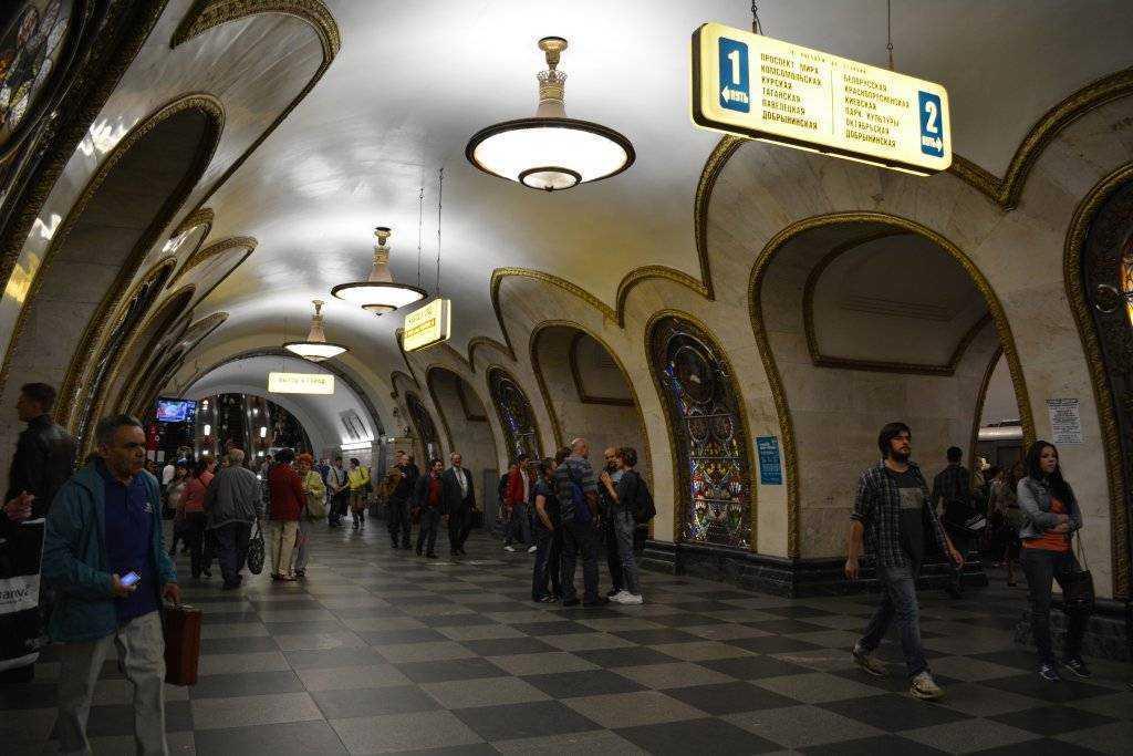 Novoslobodskaya  3