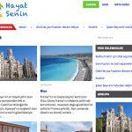 Yurt dışı tatil önerileri Hayatsenin.com'da