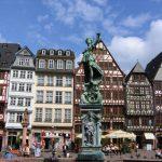 Kontrastlar şehri Frankfurt