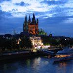 Tablo gibi şehir: Köln