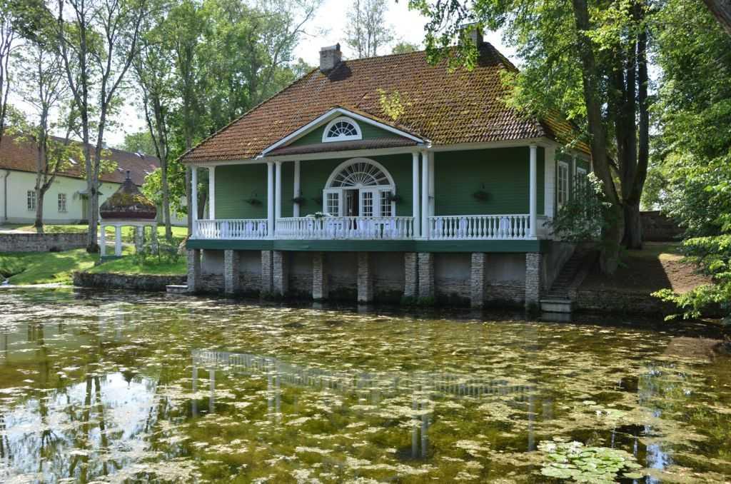 Estonya – Lahemaa Milli Parkı - LahemaaRahvuspark…