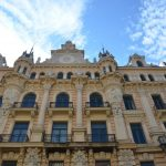 Riga Klusais Centrs - Art Nouveau Bölgesi