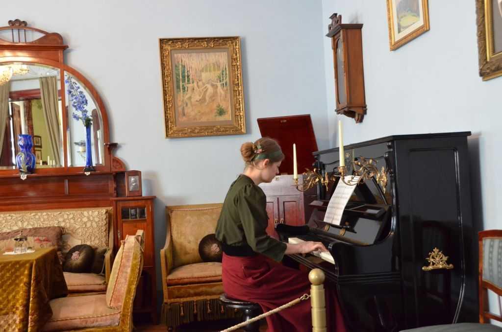 Riga Art Nouevau Müzesi…Albert iela 12…