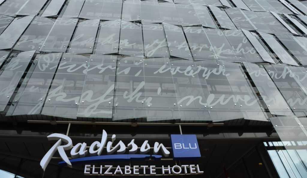 Radisson Elizabete Hotel… Elizabetes iela 73…
