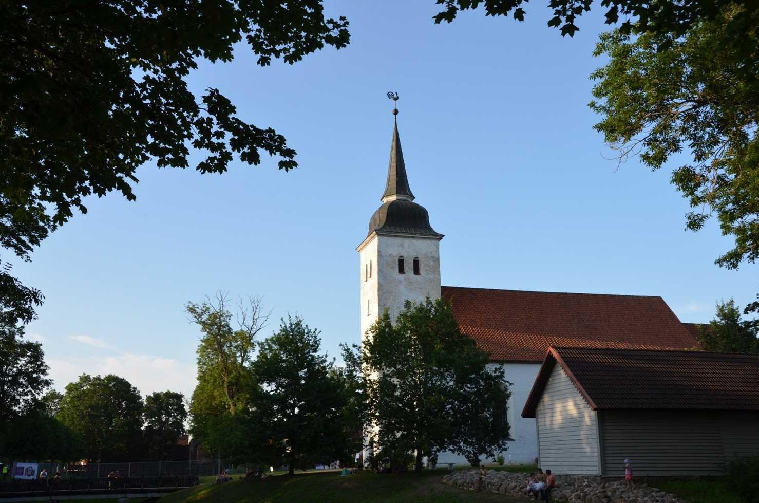 Viljandi St. John Kilisesi…