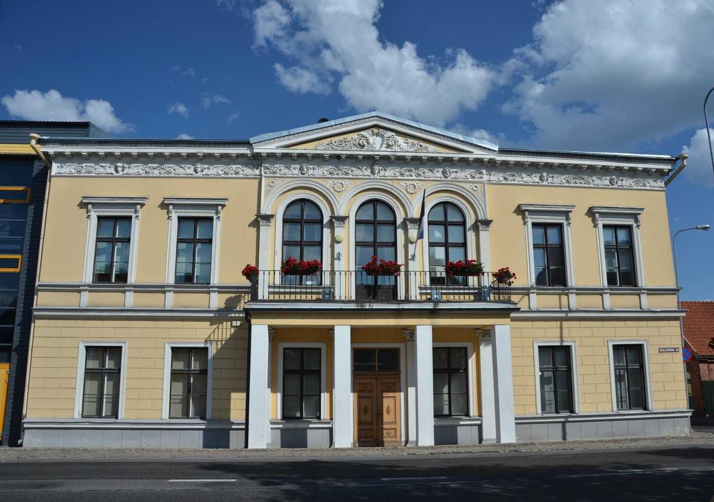 Tallinna Caddesi 6 numaradaki ev…