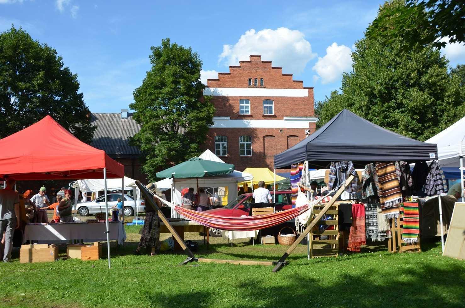 Viljandi halk pazarı…