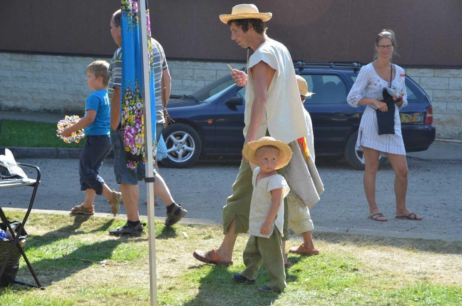 Viljandi pazarından insan manzaraları…