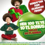 Bonus'tan aşk dolu bir kampanya