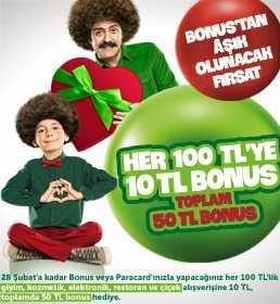 Bonus Sevgililer Günü Kampanyası