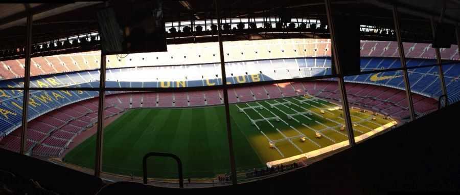 Camp Nou - Stad