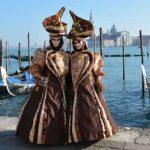 Karnaval zamanı Venedik
