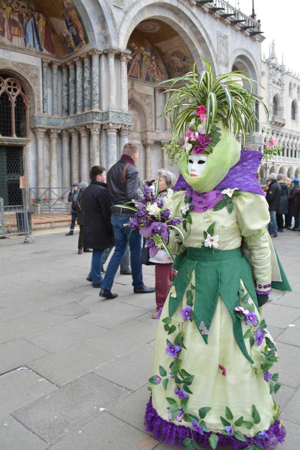 Venedik Karnavalı 2015