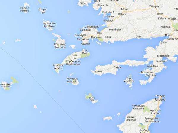 Yunanistan 12 ada