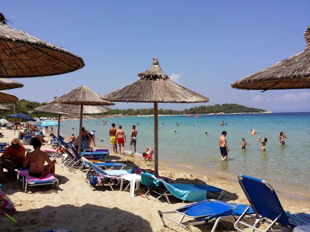 Paliouri Plajı